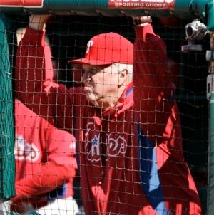 Rays Phillies Baseball